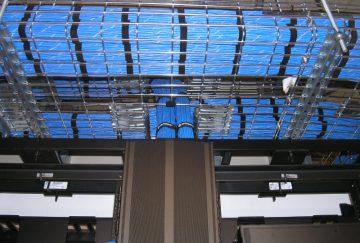 Children's Hospital of Orange County Data Center Installation